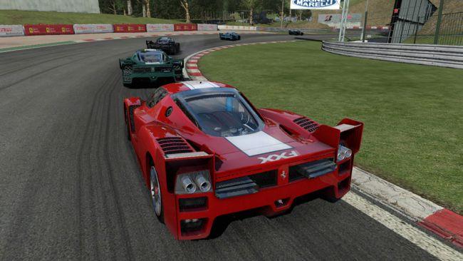 SuperCar Challenge - Screenshots - Bild 9