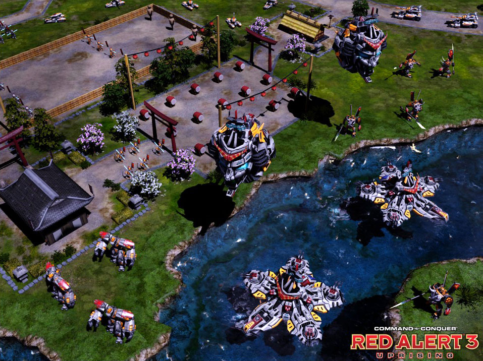 Command and conquer alarmstufe rot 2 windows 7