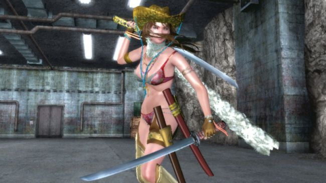 Onechanbara: Bikini Zombie Slayers - Screenshots - Bild 7
