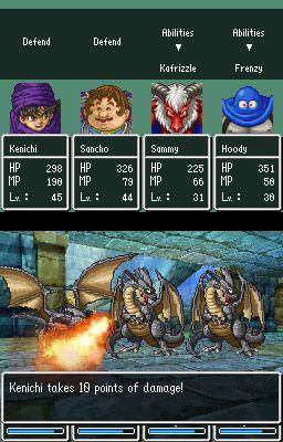 Dragon Quest: Die Hand der Himmelsbraut - Screenshots - Bild 9
