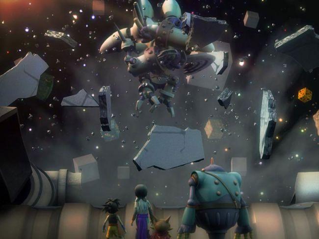 Blue Dragon Plus - Screenshots - Bild 4