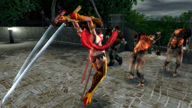 Onechanbara: Bikini Zombie Slayers - Screenshots - Bild 2