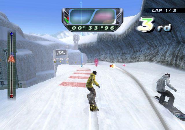Snowboard Riot - Screenshots - Bild 11
