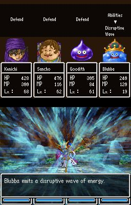 Dragon Quest: Die Hand der Himmelsbraut - Screenshots - Bild 14