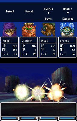 Dragon Quest: Die Hand der Himmelsbraut - Screenshots - Bild 8