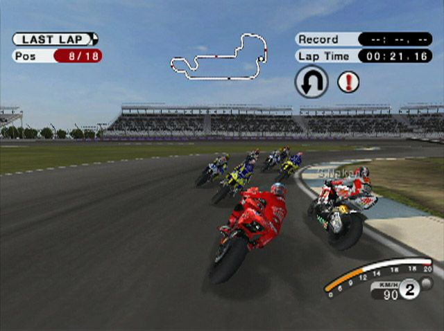MotoGP - Screenshots - Bild 11