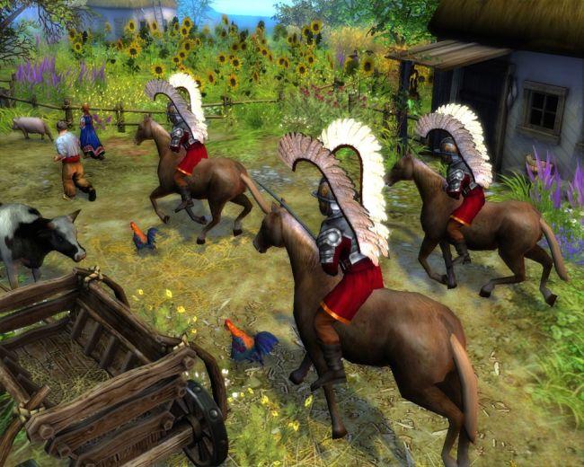 The Way of Cossack - Screenshots - Bild 11