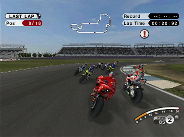 MotoGP - Screenshots - Bild 12