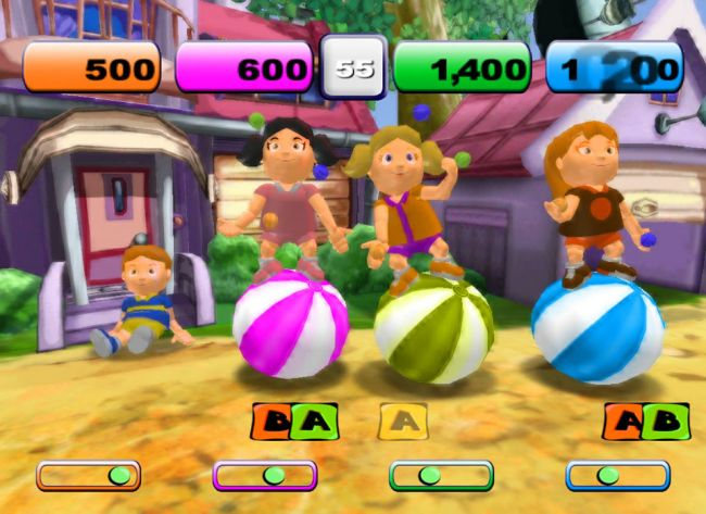 Party Games - Screenshots - Bild 2