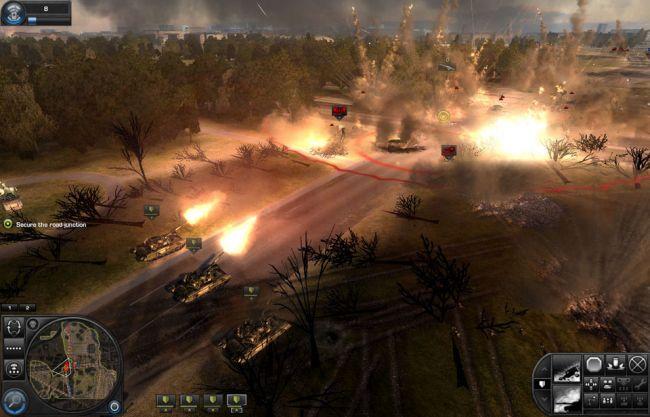 World in Conflict: Soviet Assault - Screenshots - Bild 2