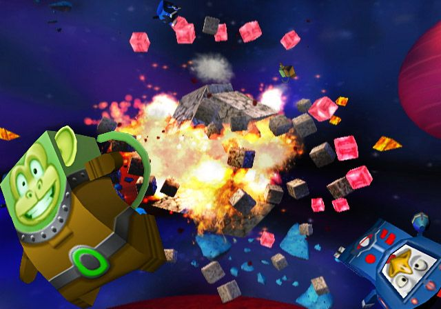 Boom Blox Smash Party - Screenshots - Bild 2