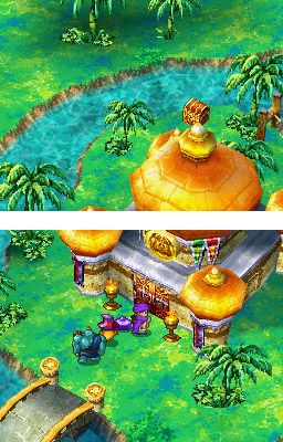 Dragon Quest: Die Hand der Himmelsbraut - Screenshots - Bild 6