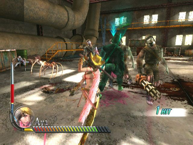Onechanbara: Bikini Zombie Slayers - Screenshots - Bild 8