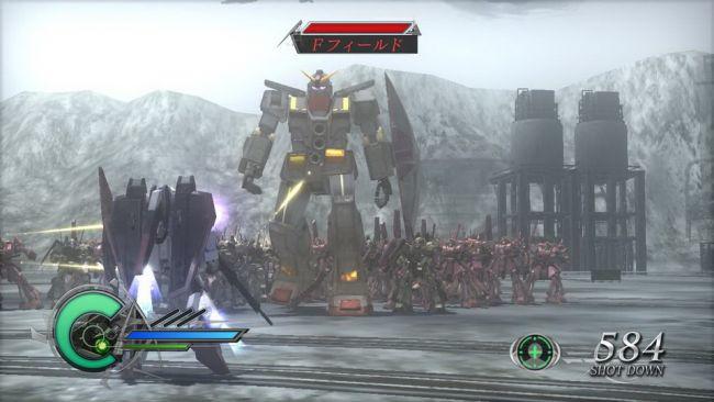 Dynasty Warriors: Gundam 2 - Screenshots - Bild 9