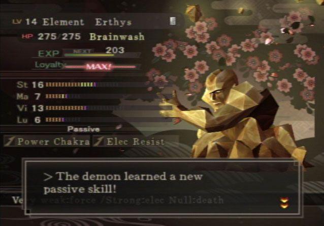 Shin Megami Tensei: Devil Summoner 2 - Screenshots - Bild 5