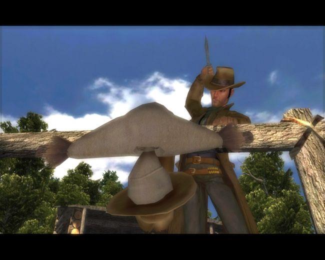 The Westerner 2: Fenimore Fillmore's Revenge - Screenshots - Bild 2