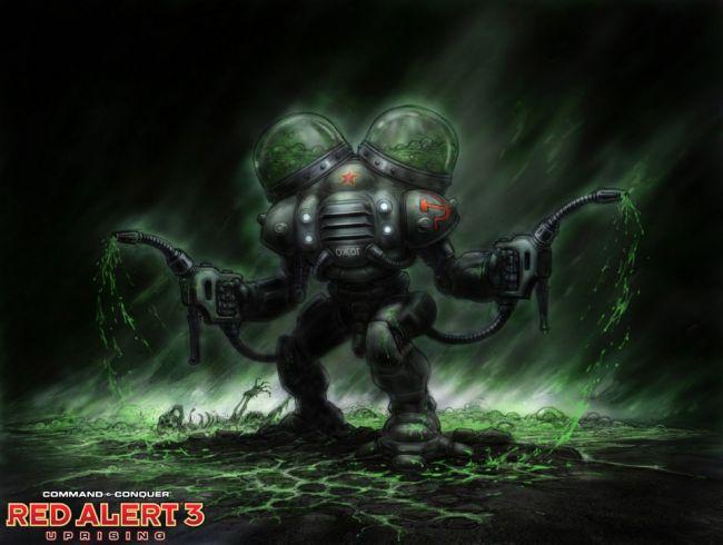 Command & Conquer: Alarmstufe Rot 3 - Der Aufstand - Artworks - Bild 6