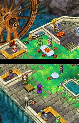 Dragon Quest: Die Hand der Himmelsbraut - Screenshots - Bild 19