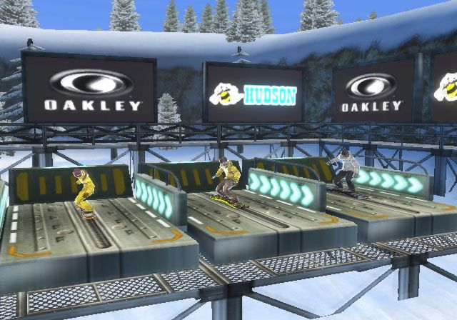Snowboard Riot - Screenshots - Bild 7
