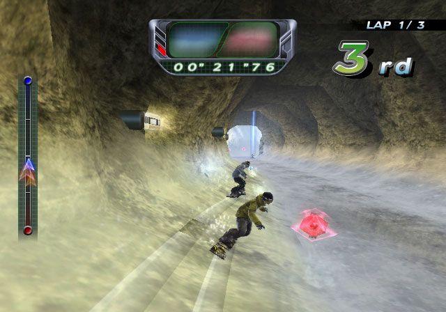Snowboard Riot - Screenshots - Bild 10