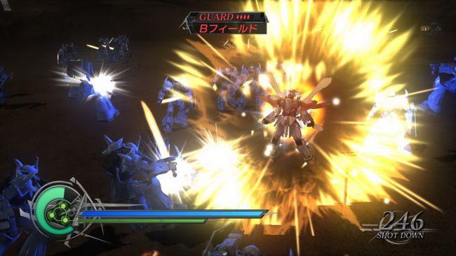 Dynasty Warriors: Gundam 2 - Screenshots - Bild 6