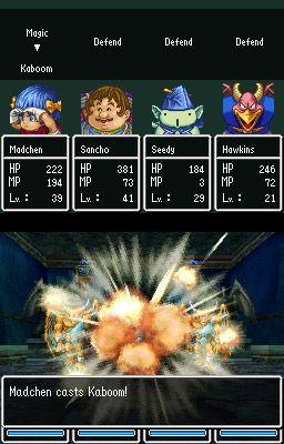 Dragon Quest: Die Hand der Himmelsbraut - Screenshots - Bild 13