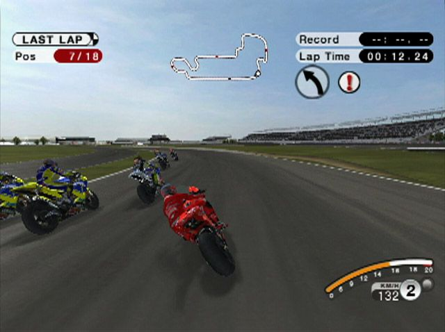 MotoGP - Screenshots - Bild 5