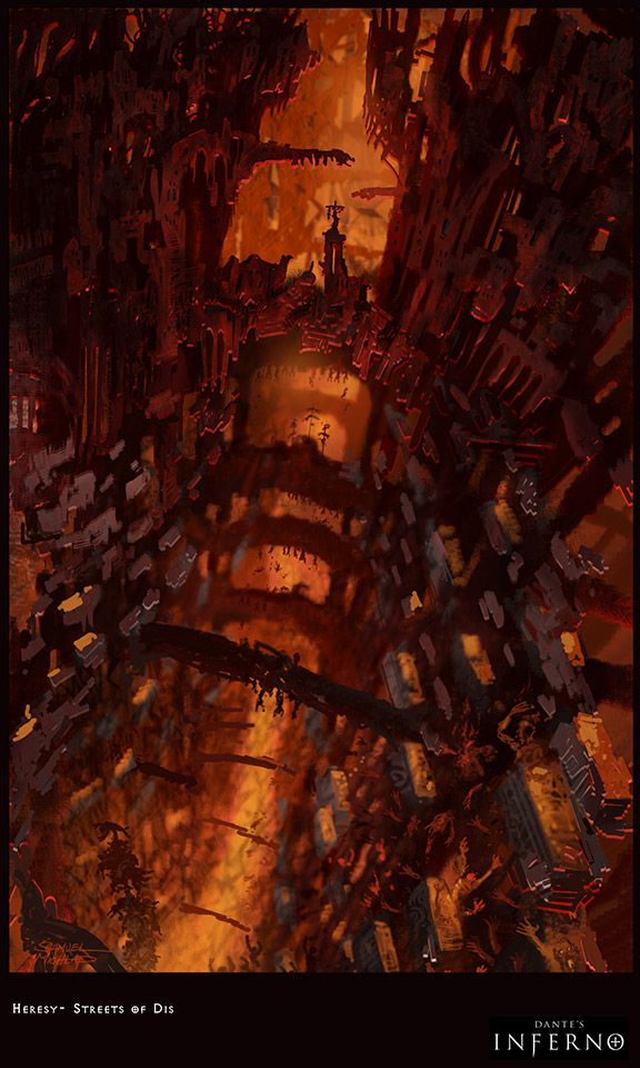 Dante's Inferno - Artworks - Bild 3
