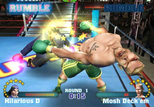 Ready 2 Rumble: Revolution - Screenshots - Bild 24