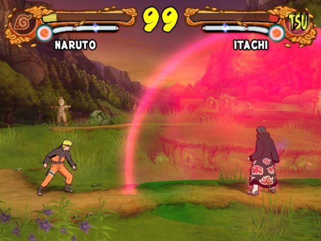 Naruto Shippuden: Ultimate Ninja 4 - Screenshots - Bild 12