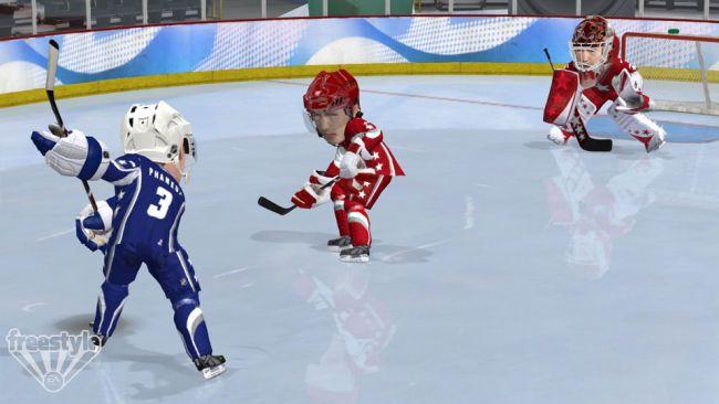 3 on 3 NHL Arcade - Screenshots - Bild 5
