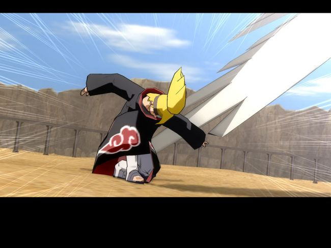 Naruto Shippuden: Ultimate Ninja 4 - Screenshots - Bild 5