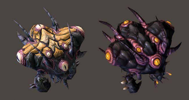 StarCraft 2 Die Zerg überarbeitet - Artworks - Bild 7