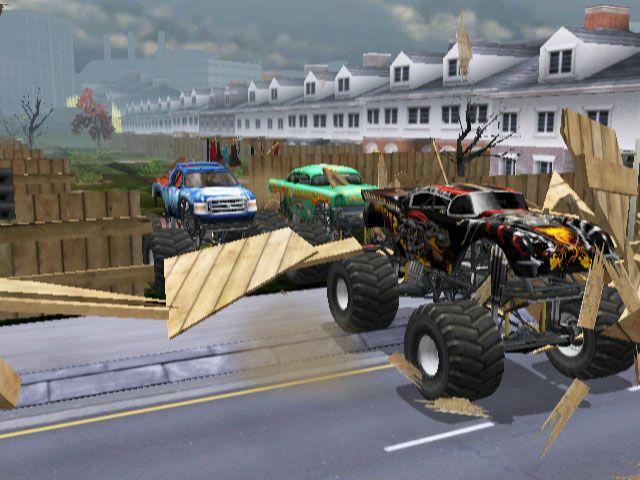 Monster Jam: Urban Assault - Screenshots - Bild 6