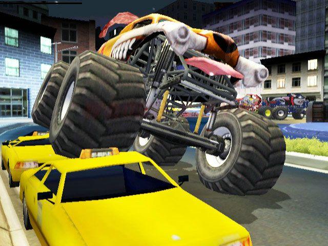 Monster Jam: Urban Assault - Screenshots - Bild 7