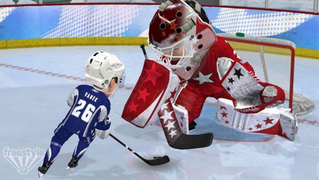 3 on 3 NHL Arcade - Screenshots - Bild 8