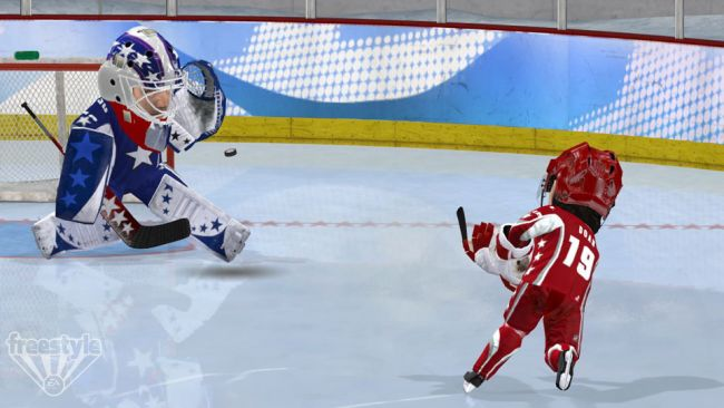 3 on 3 NHL Arcade - Screenshots - Bild 4