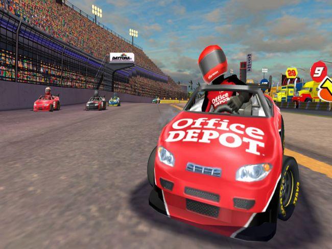 NASCAR Kart Racing - Screenshots - Bild 9