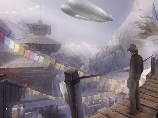 Indiana Jones und der Stab der Könige - Screenshots - Bild 2