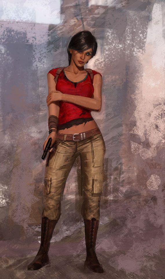 Uncharted 2  - Artworks - Bild 2