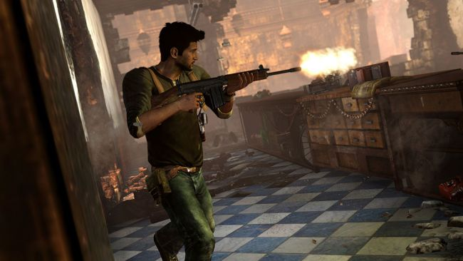 Uncharted 2 - Screenshots - Bild 17