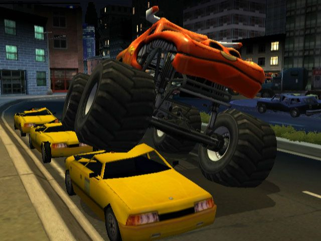 Monster Jam: Urban Assault - Screenshots - Bild 9