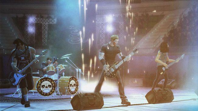 Guitar Hero: Metallica - Screenshots - Bild 12