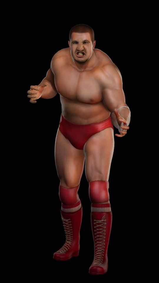 WWE Legends of WrestleMania - Artworks - Bild 43