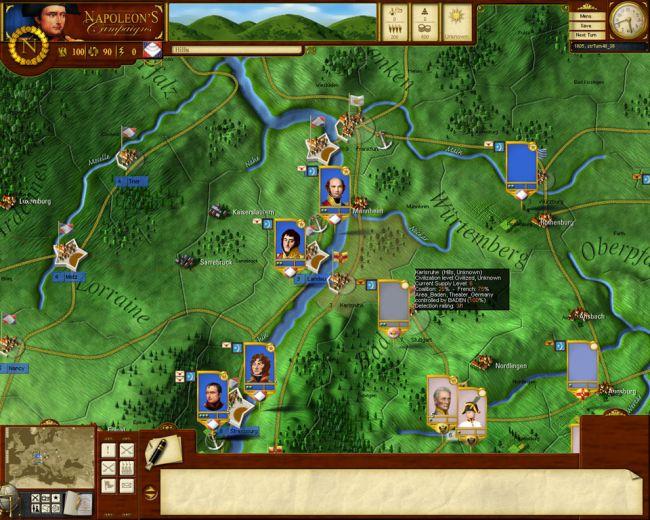 Napoleon's Campaigns - Screenshots - Bild 2