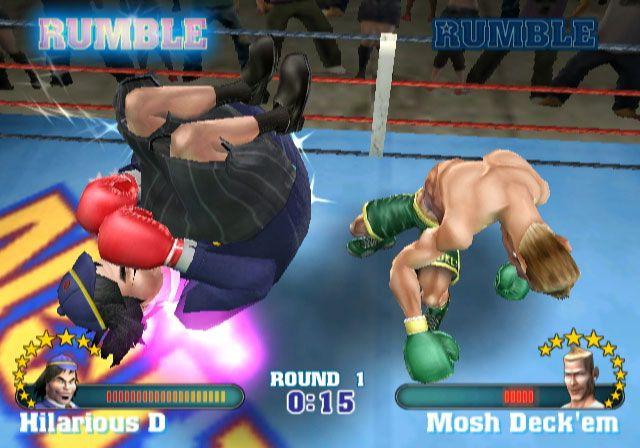 Ready 2 Rumble: Revolution - Screenshots - Bild 22