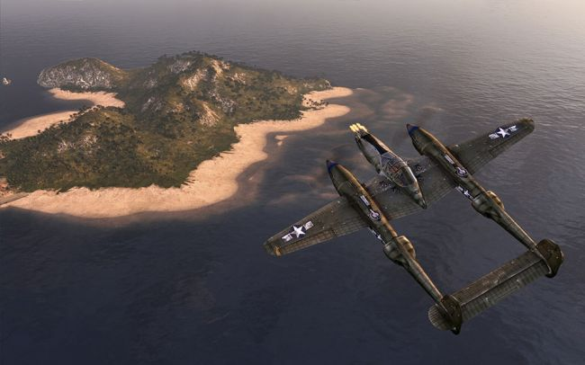 Battlestations: Pacific - Screenshots - Bild 33