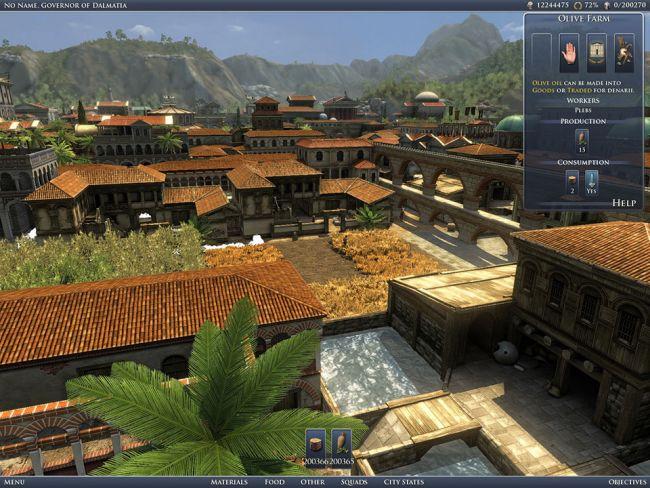 Grand Ages: Rome - Screenshots - Bild 27