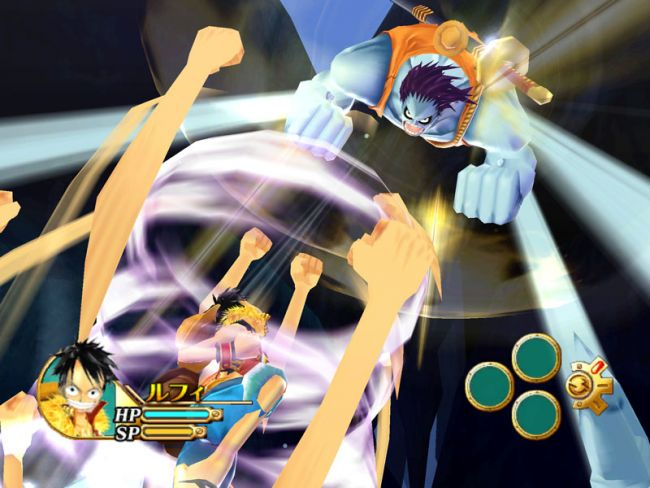 One Piece: Unlimited Cruise - Screenshots - Bild 2