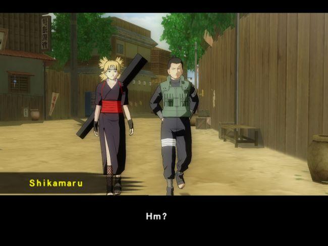 Naruto Shippuden: Ultimate Ninja 4 - Screenshots - Bild 3